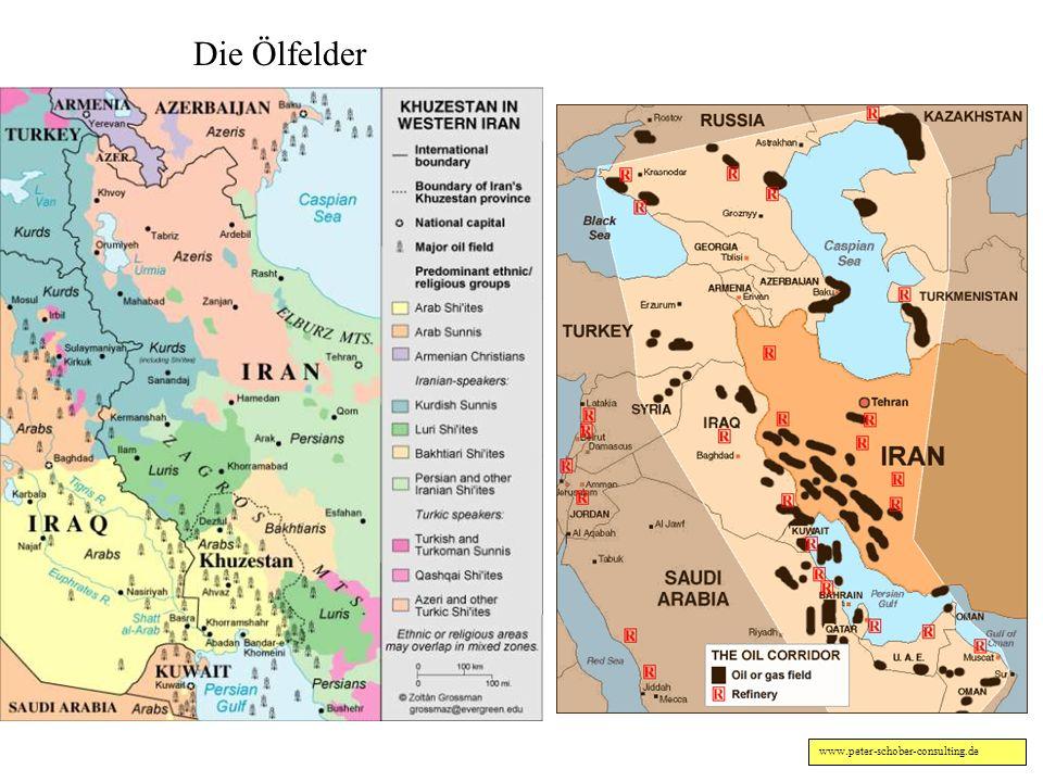 Die Ölfelder www.peter-schober-consulting.de