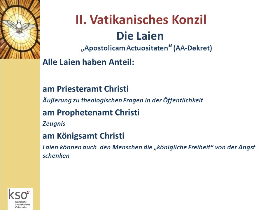 II. Vatikanisches Konzil
