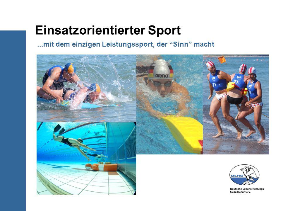 Einsatzorientierter Sport