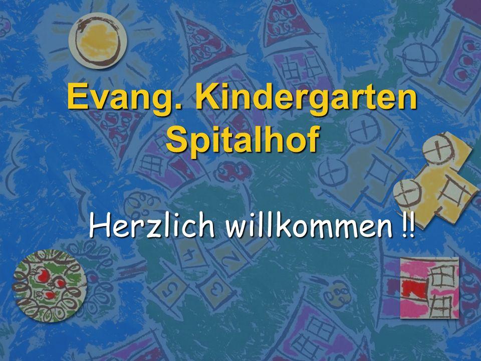 Evang. Kindergarten Spitalhof