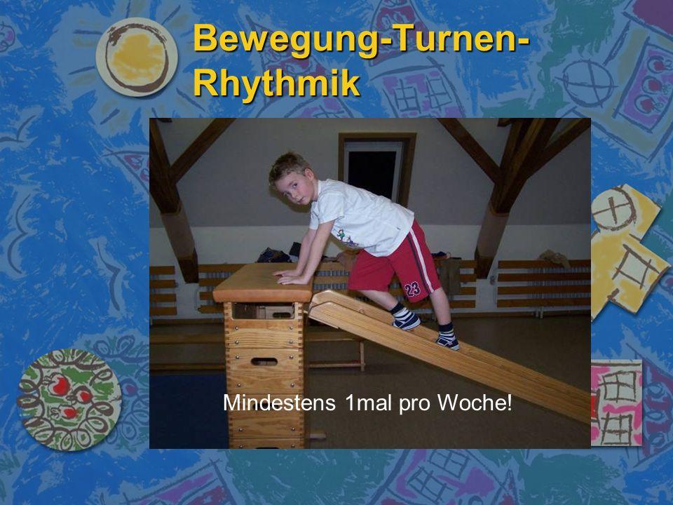Bewegung-Turnen-Rhythmik