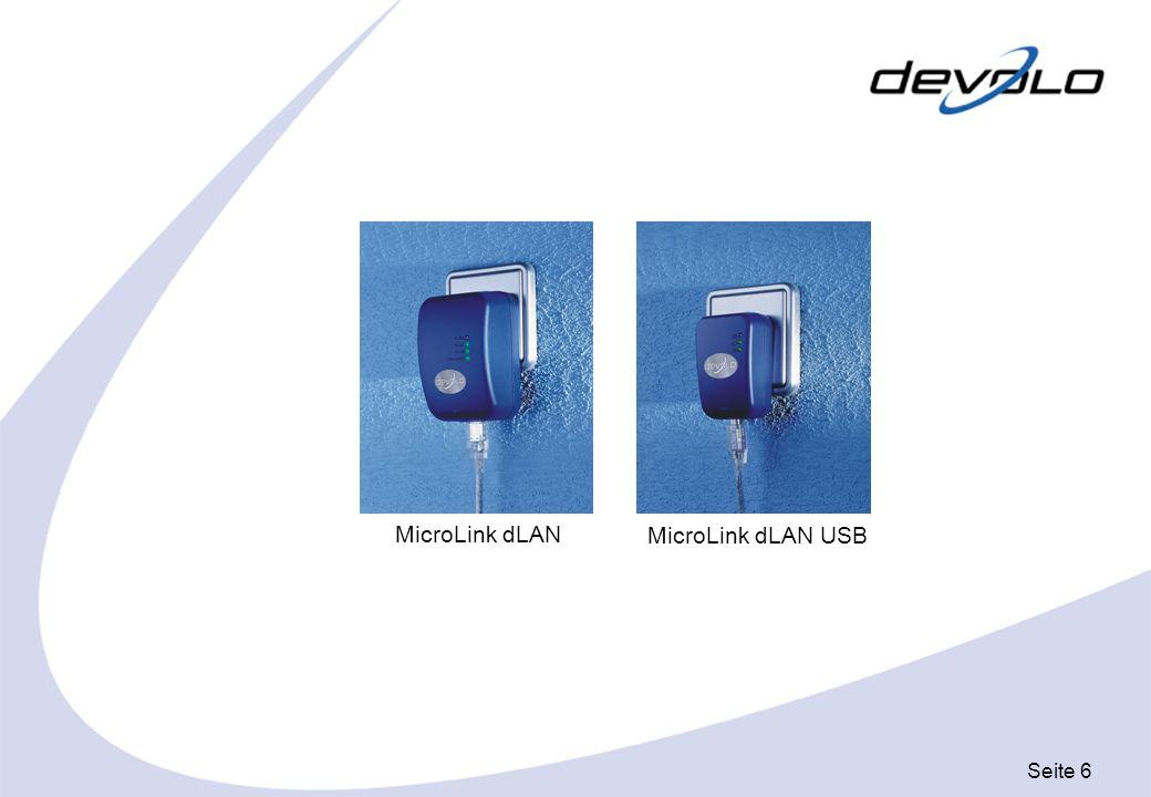 MicroLink dLAN MicroLink dLAN USB
