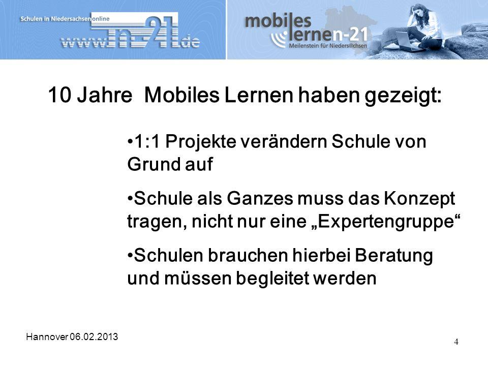 10 Jahre Mobiles Lernen haben gezeigt:
