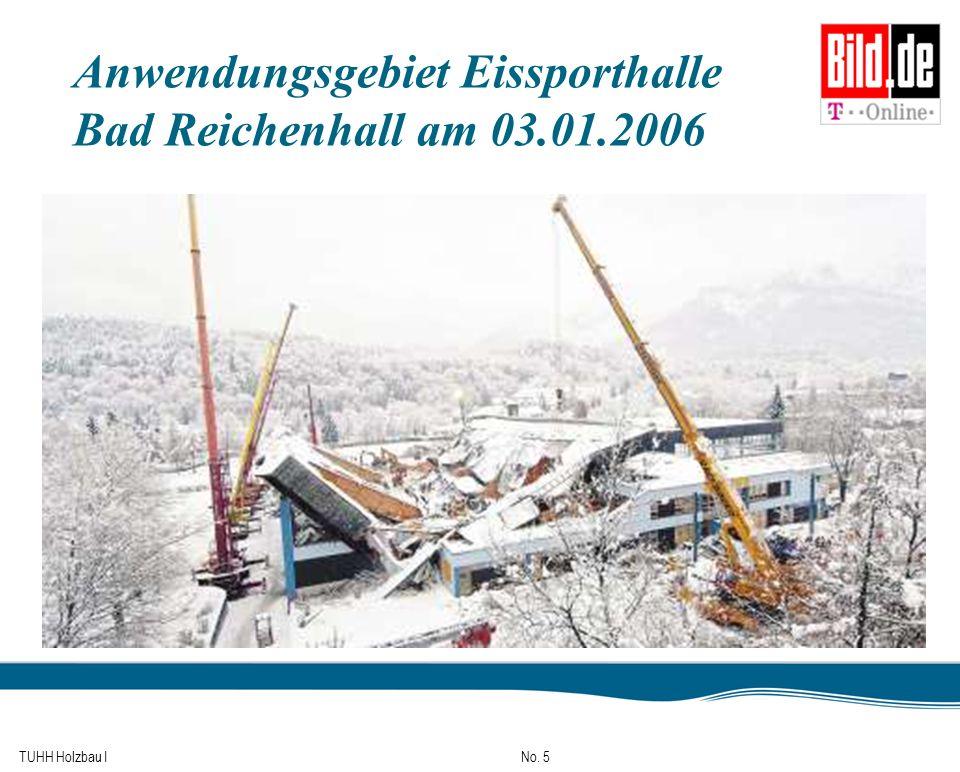 Anwendungsgebiet Eissporthalle Bad Reichenhall am 03.01.2006
