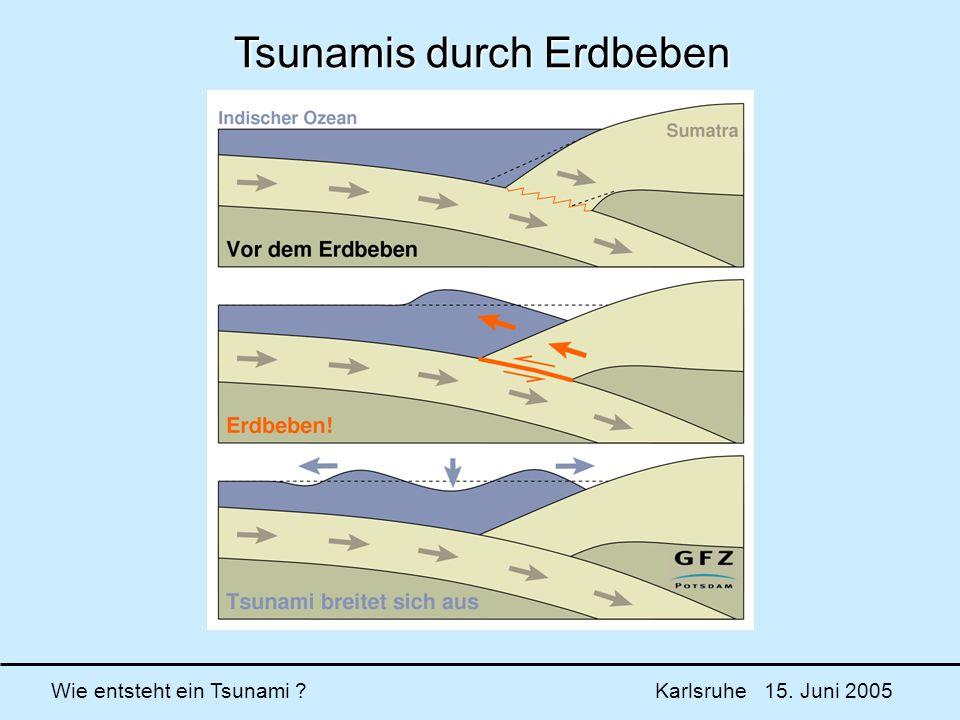 frühwarnsystem tsunami indischer ozean