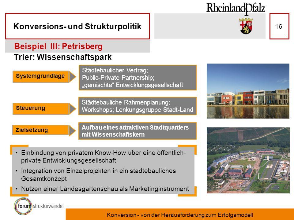 Trier: Wissenschaftspark