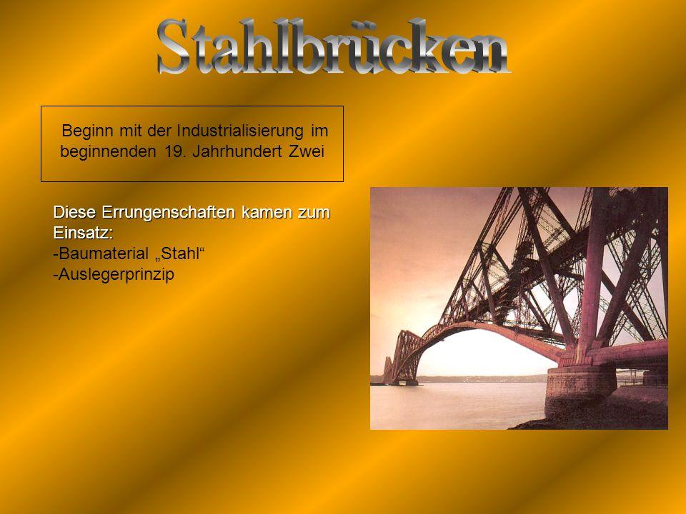 Beginn mit der Industrialisierung im beginnenden 19. Jahrhundert Zwei