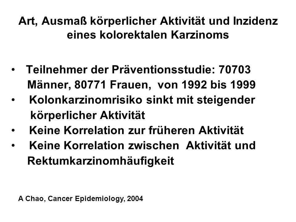 Teilnehmer der Präventionsstudie: 70703