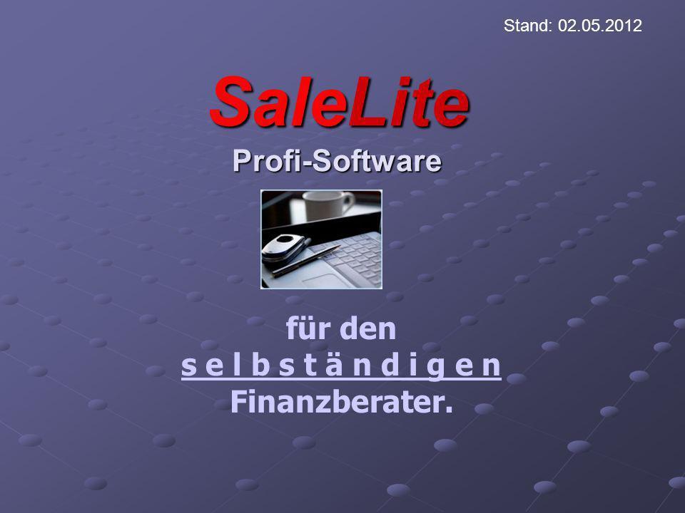 SaleLite Profi-Software
