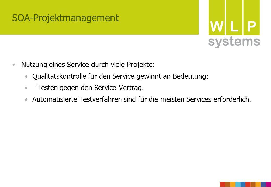 SOA-Projektmanagement