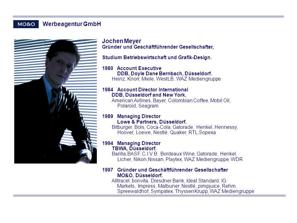 Werbeagentur GmbH Jochen Meyer
