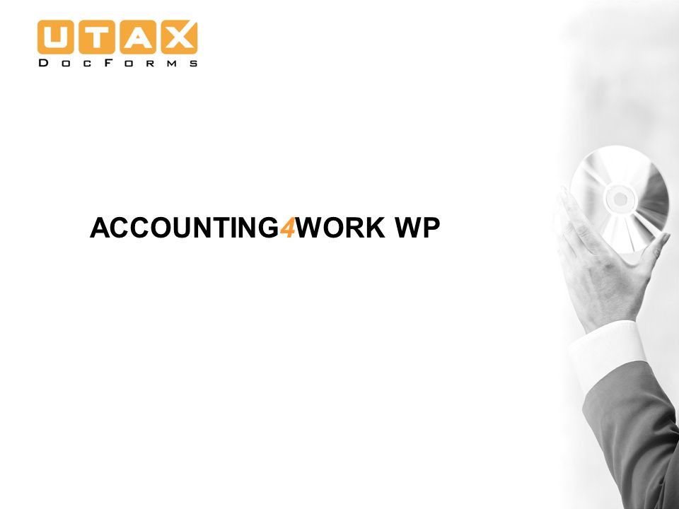 ACCOUNTING4WORK WP