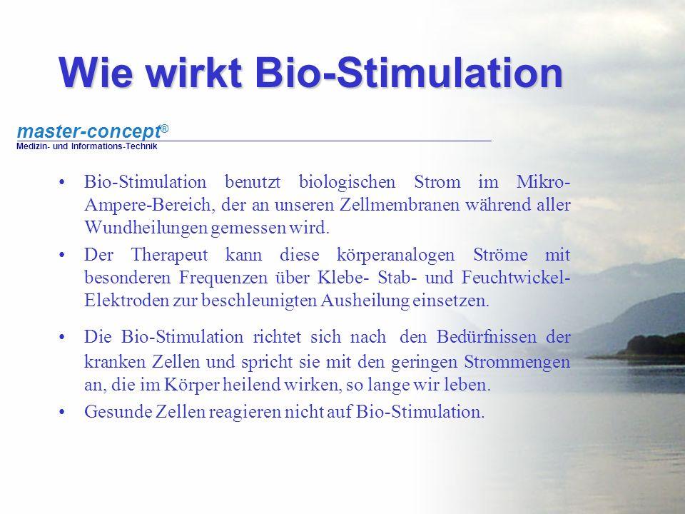 Wie wirkt Bio-Stimulation