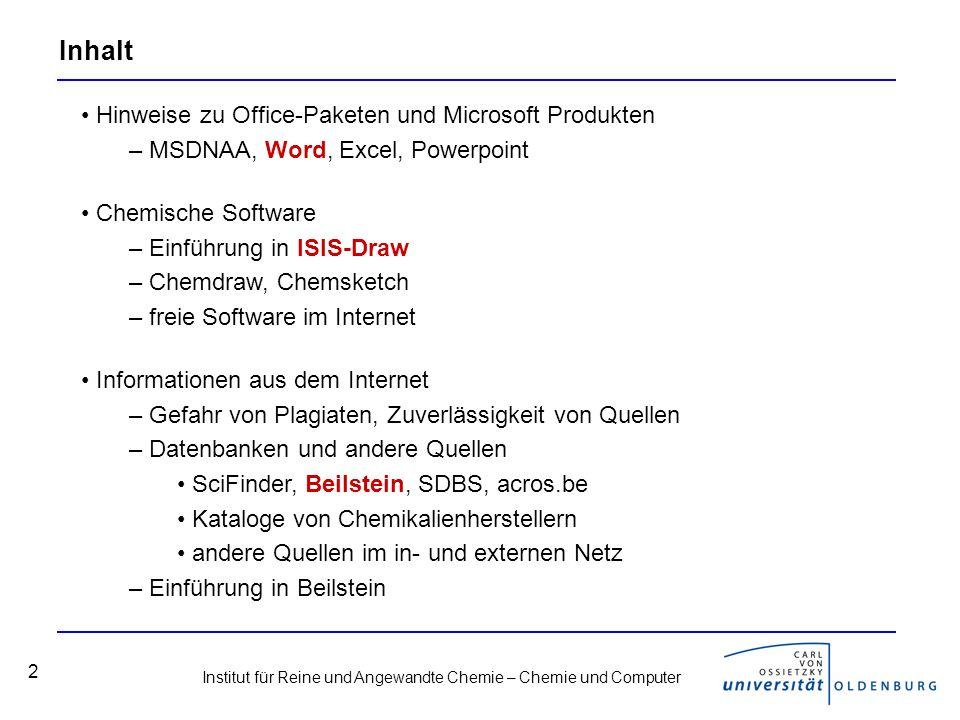 Inhalt Hinweise zu Office-Paketen und Microsoft Produkten