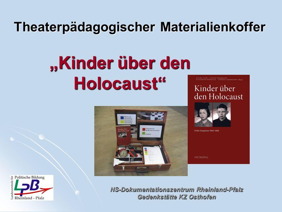 """""""Kinder über den Holocaust"""