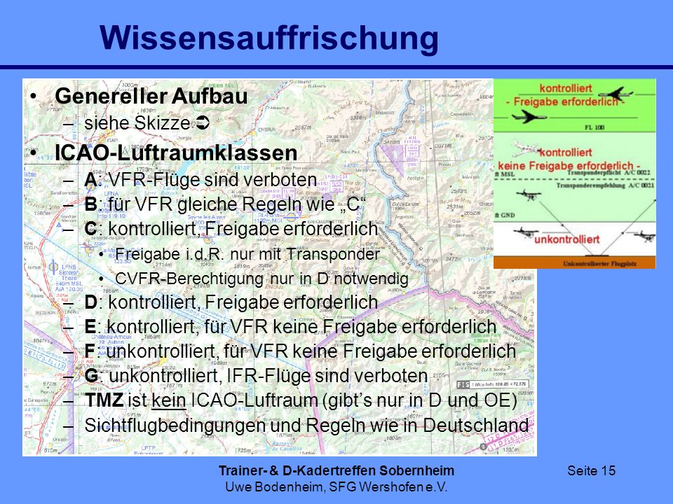 Trainer- & D-Kadertreffen Sobernheim Uwe Bodenheim, SFG Wershofen e.V.