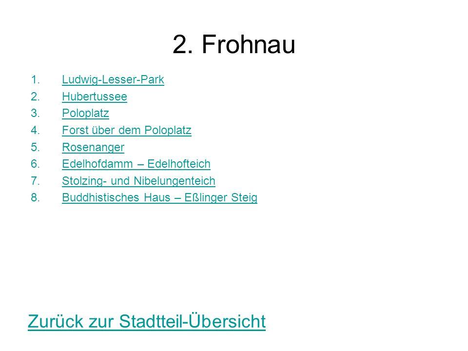 2. Frohnau Zurück zur Stadtteil-Übersicht Ludwig-Lesser-Park