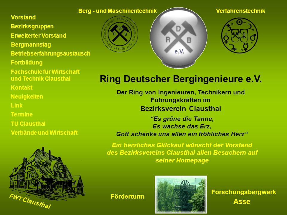 Ring Deutscher Bergingenieure e.V.