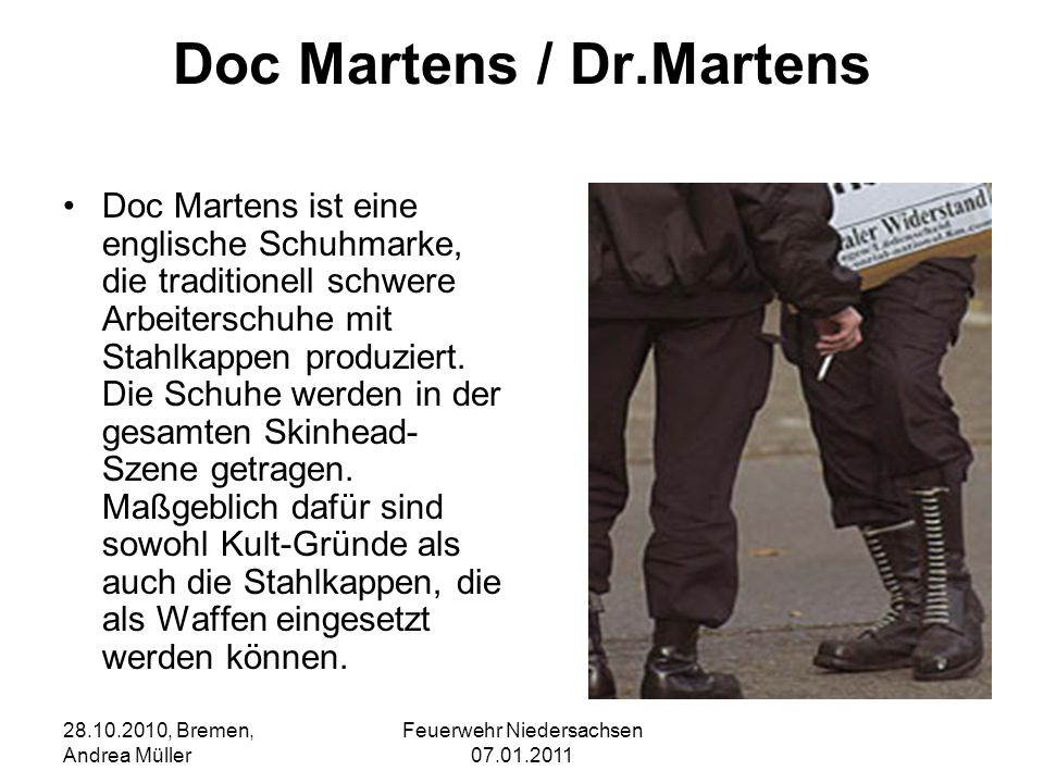 Doc Martens / Dr.Martens
