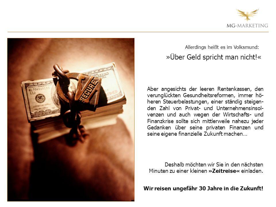 »Über Geld spricht man nicht!«
