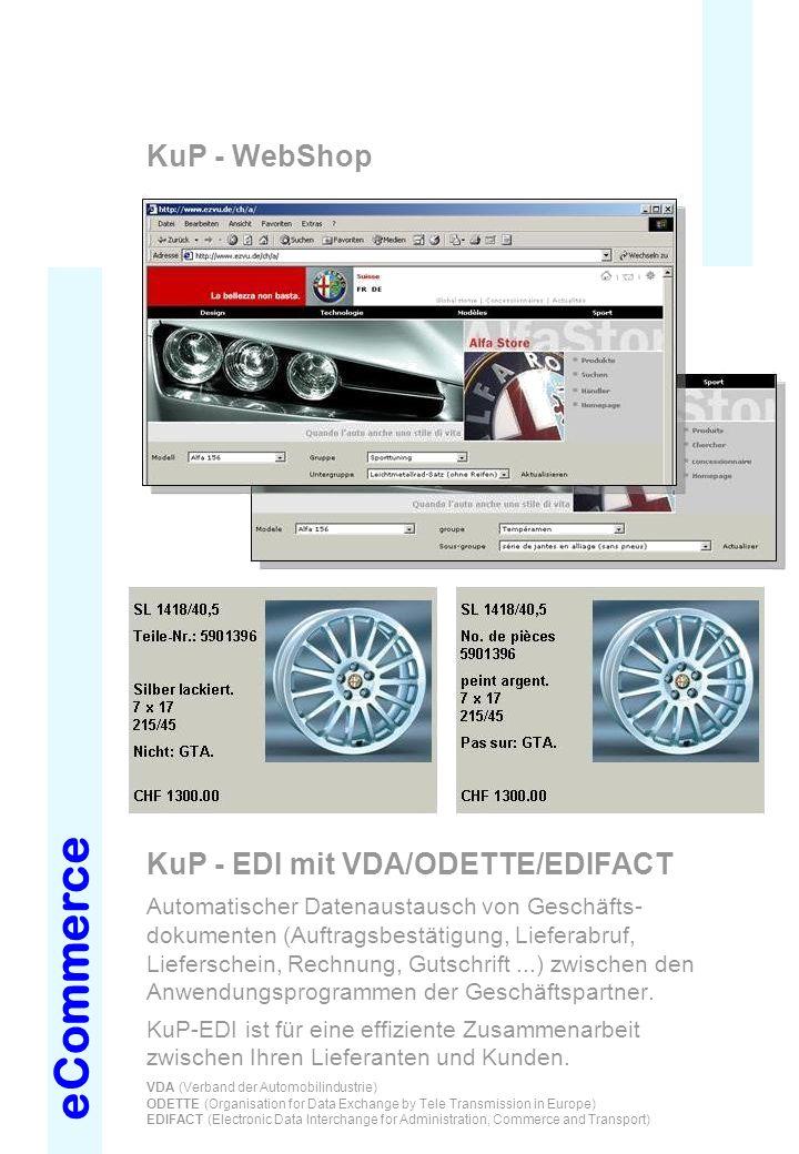 eCommerce KuP - WebShop
