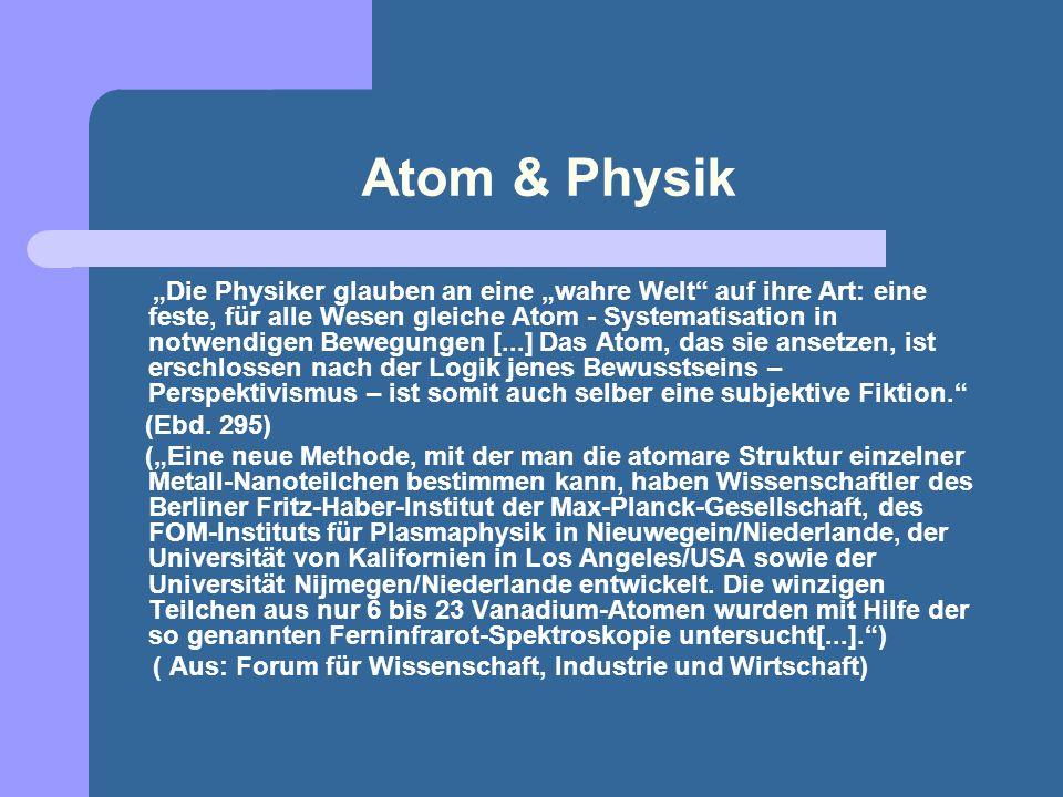Atom & Physik