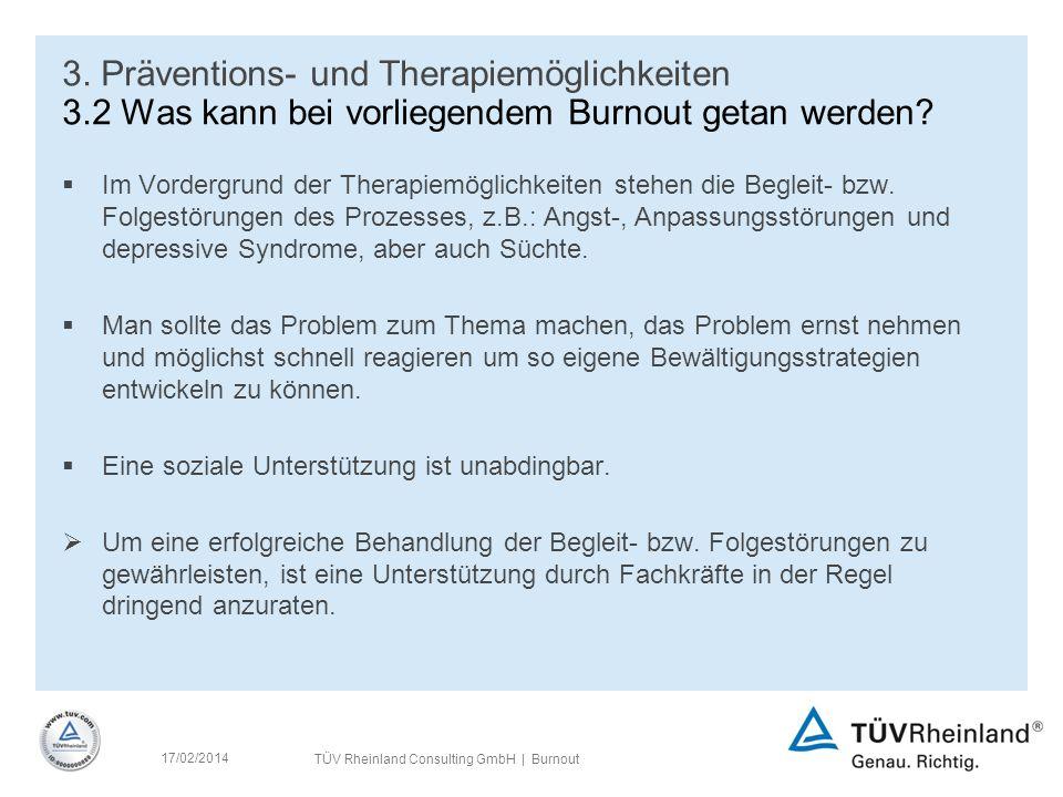 3. Präventions- und Therapiemöglichkeiten 3