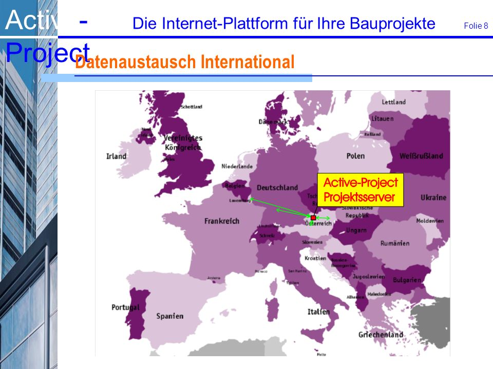 Datenaustausch International