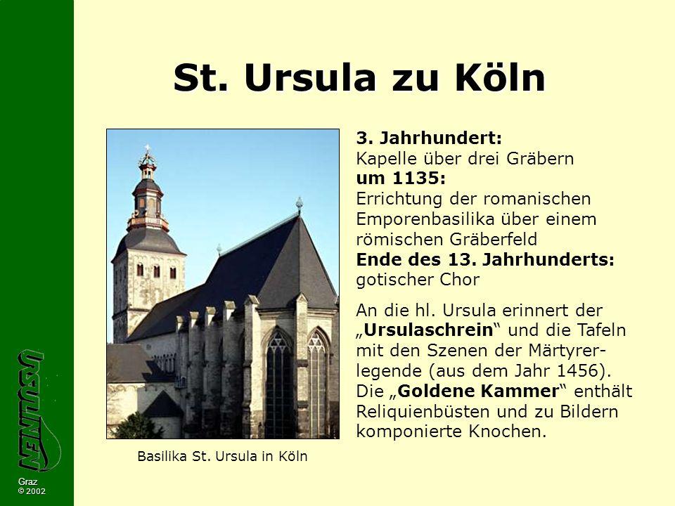 Basilika St. Ursula in Köln