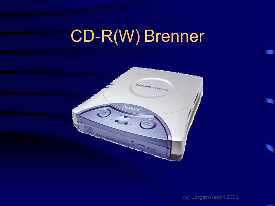 CD-R(W) Brenner Mobiler Brenner, der direkt von Speicherkarte auf CD-R(W) brennt. alle gängigen Speicherkarten: