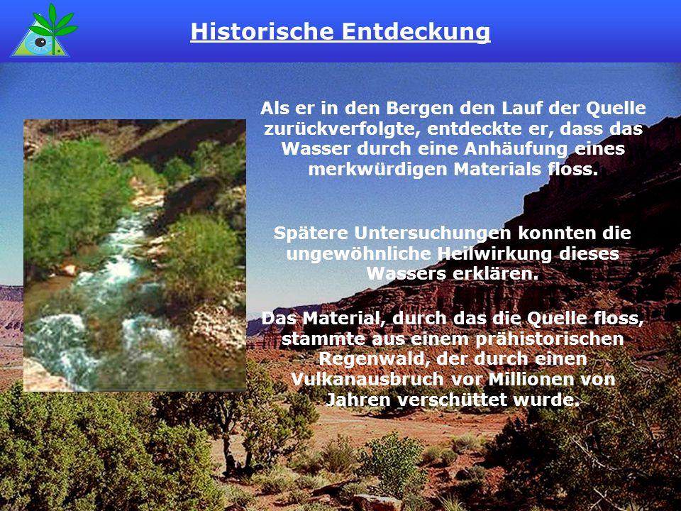 Historische Entdeckung
