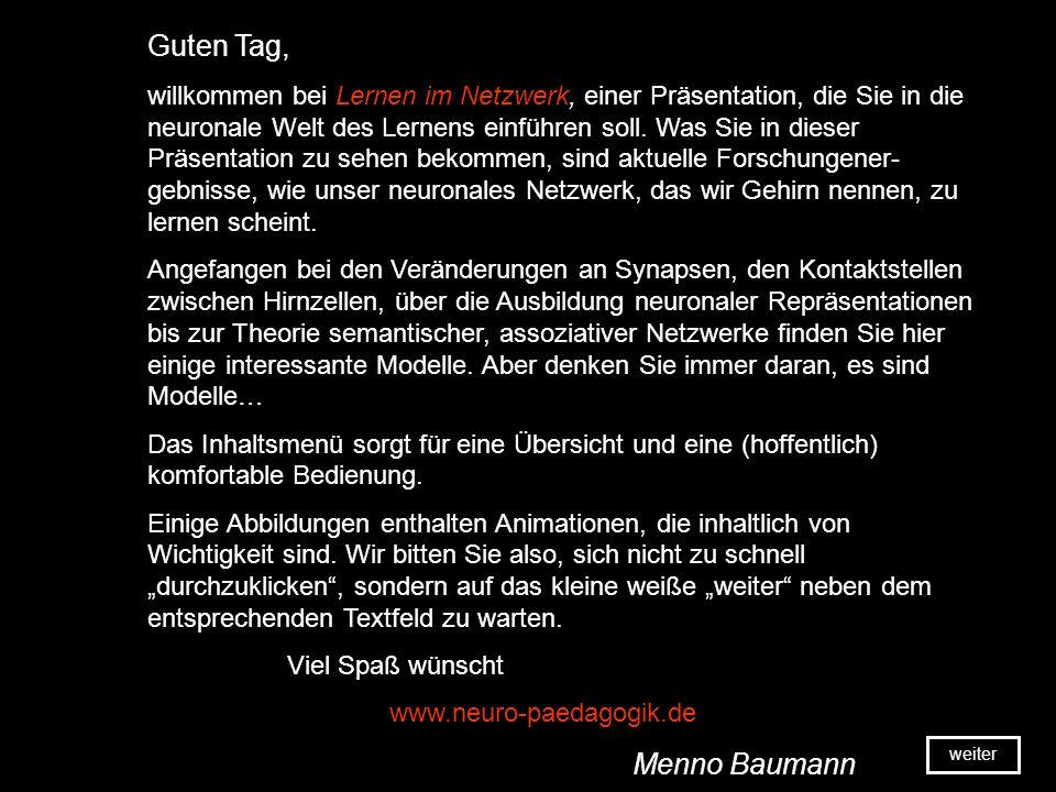 Guten Tag, Menno Baumann