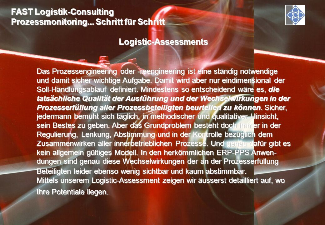 Logistic-Assessments
