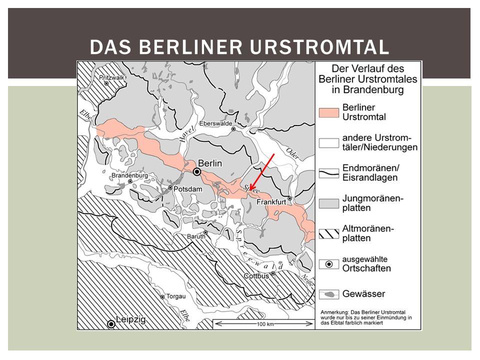 Das Berliner Urstromtal