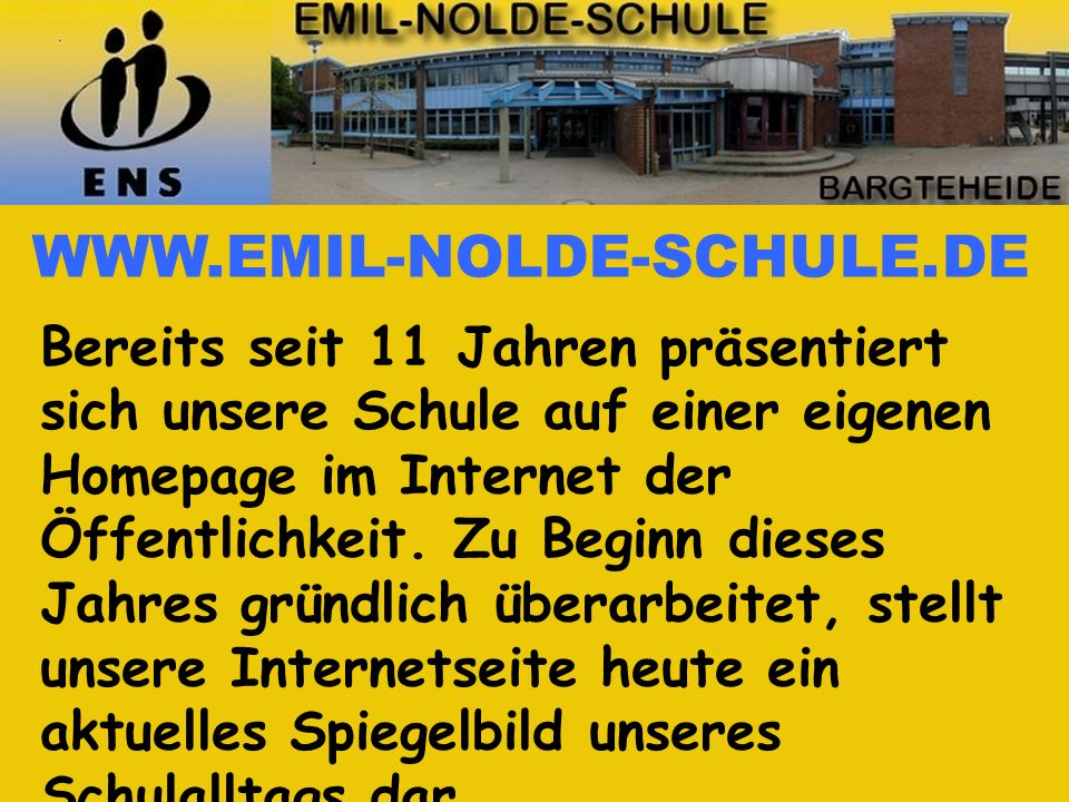 WWW.EMIL-NOLDE-SCHULE.DE