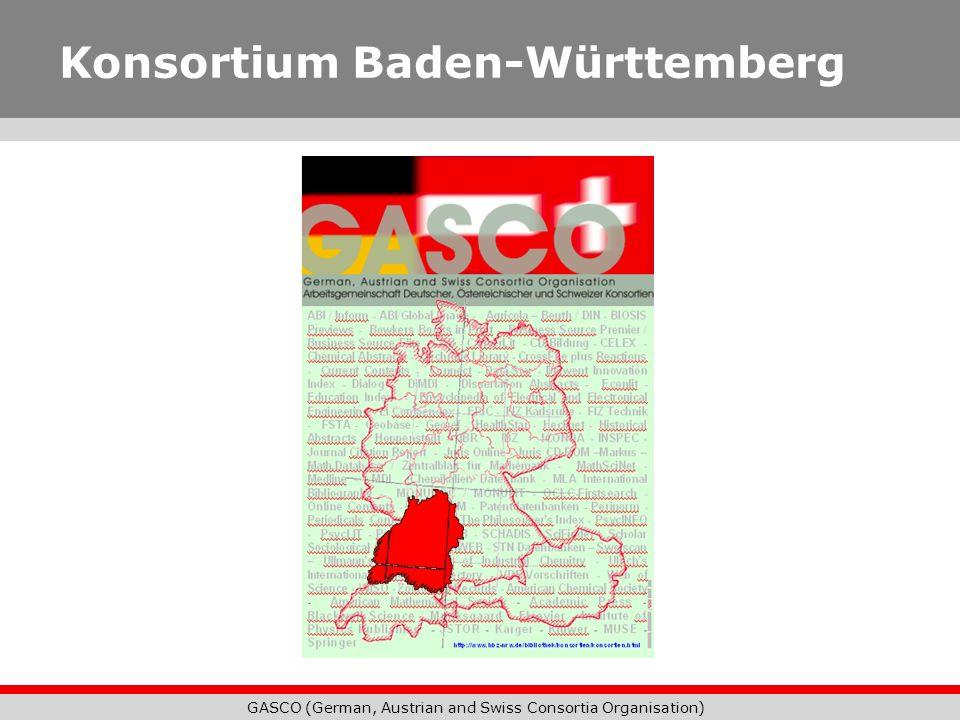 Konsortium Baden-Württemberg