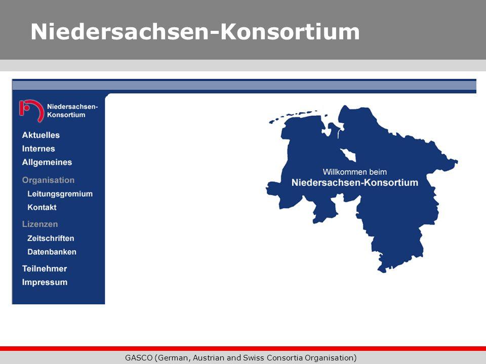 Niedersachsen-Konsortium