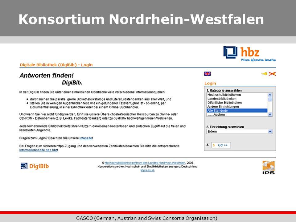 Konsortium Nordrhein-Westfalen