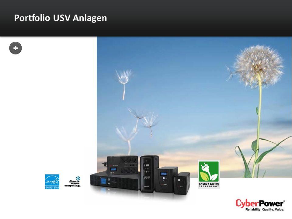 Portfolio USV Anlagen