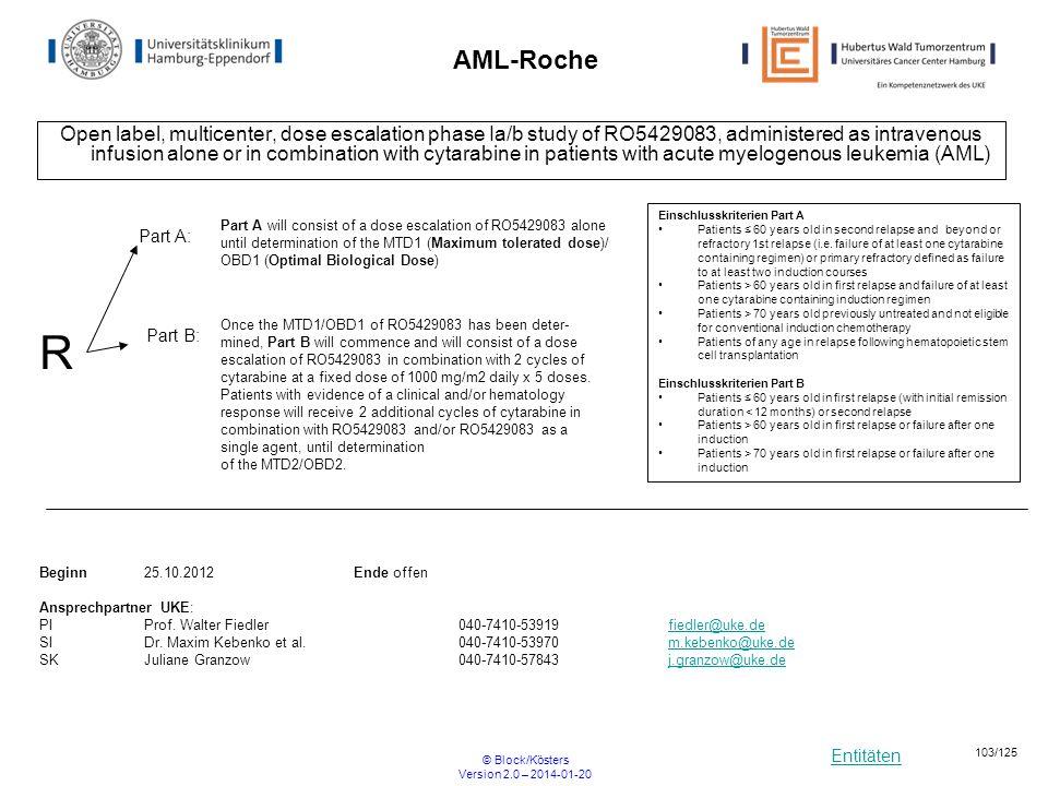 AML-Roche