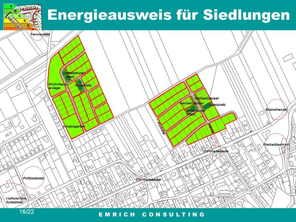 Beispiele Königstetten / Schiepeln und Friedhofstraße: Ca. 9,5 Hektar