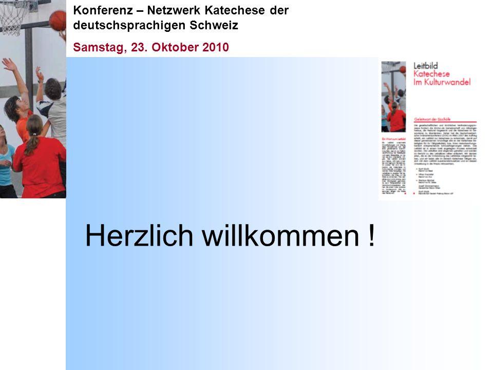 Konferenz – Netzwerk Katechese der deutschsprachigen Schweiz