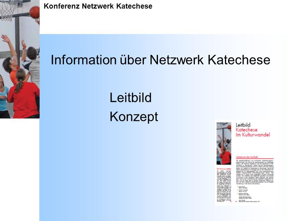 Information über Netzwerk Katechese Leitbild Konzept