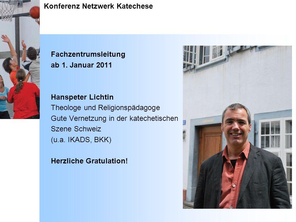 Konferenz Netzwerk Katechese