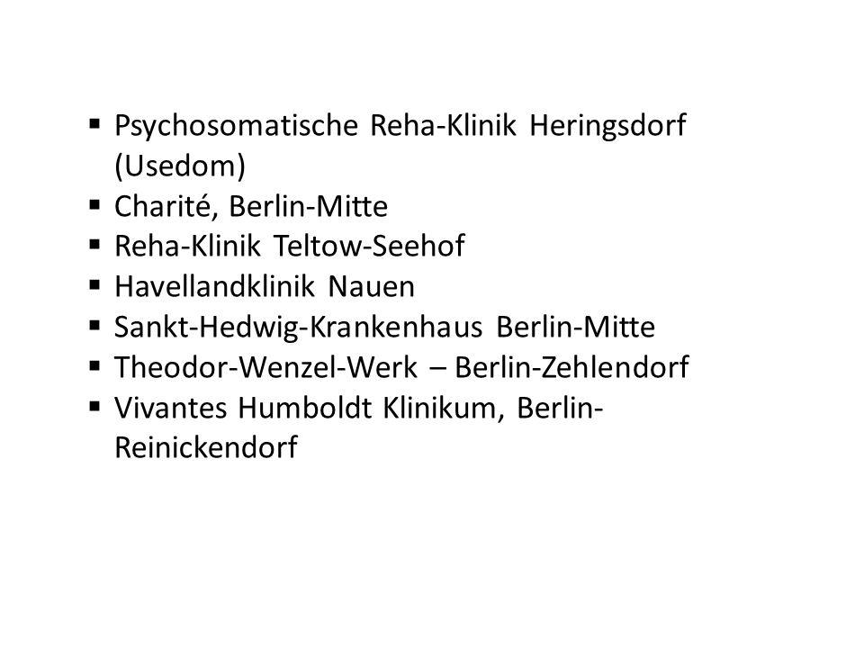 Psychosomatische Reha-Klinik Heringsdorf (Usedom)