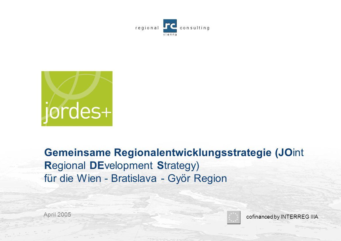 für die Wien - Bratislava - Györ Region