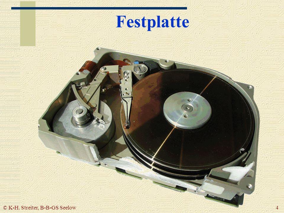 Festplatte © K-H. Streiter, B-B-GS Seelow