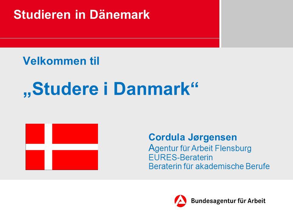 """Velkommen til """"Studere i Danmark"""