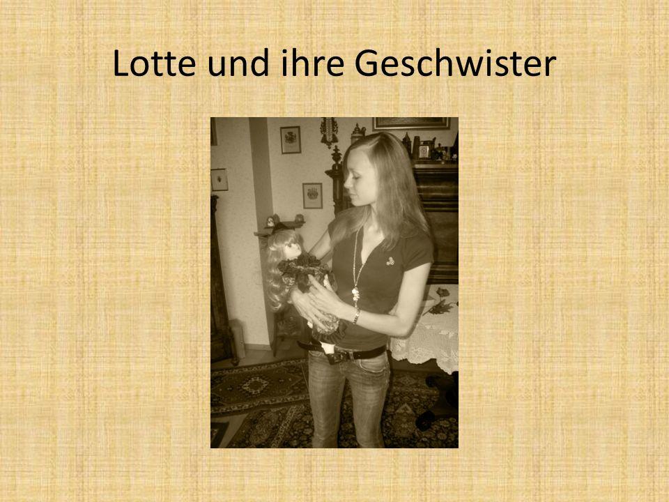 Lotte und ihre Geschwister