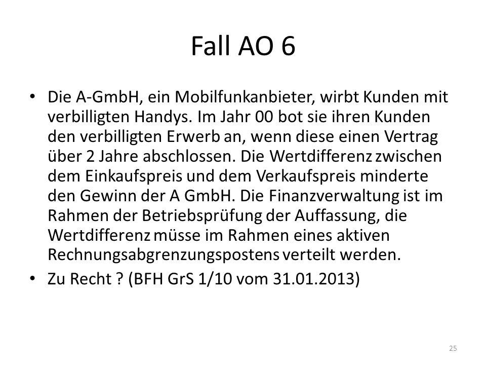 Fall AO 6